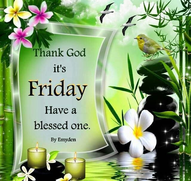 Blessed Friday Images And Quotes Golfclub