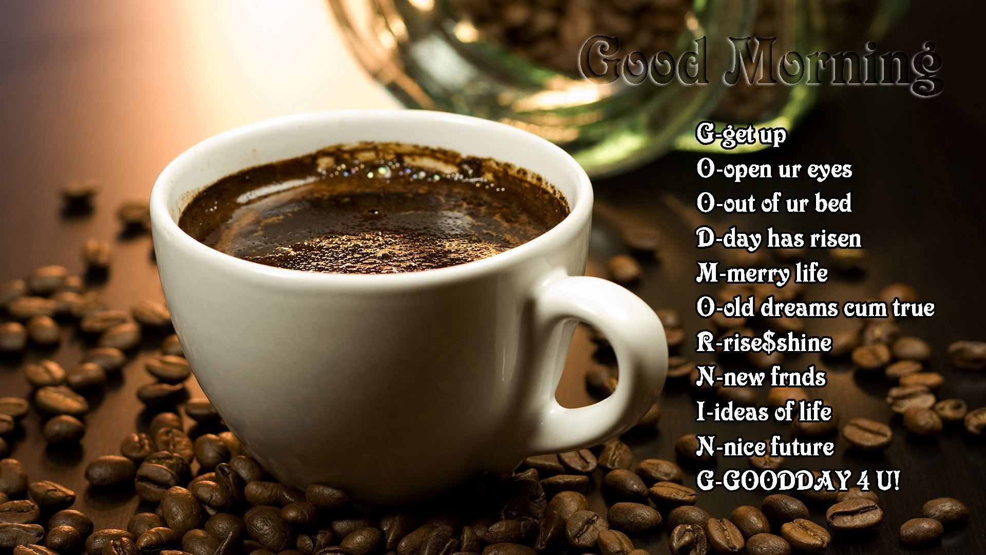 Good Morning Coffee Cup Quotes My Blog
