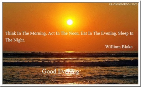 good-evening-quotes