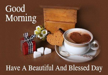 christian good morning scraps
