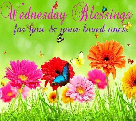 Wednesday-Blessings