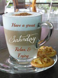 Relax Saturday
