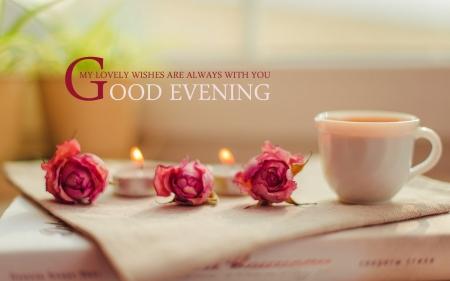 Good Evening HD Wallapper