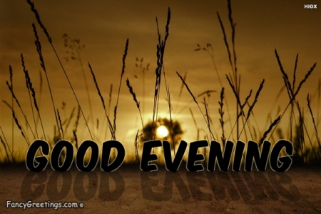 good-evening-wishes